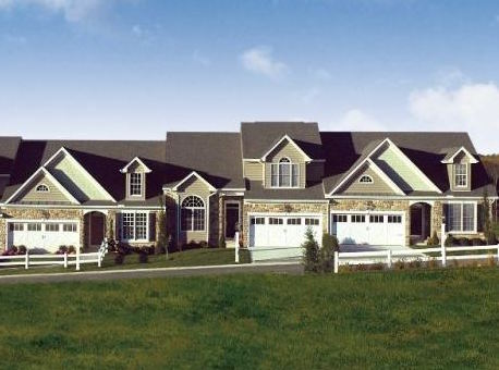 Villa Homes from Bob Ward Homes at Bulle Rock