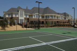 Tennis at Bulle Rock New Homes in Harford County