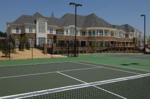 Tennis at Bulle Rock New Homes in Harford County.